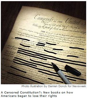 The Constitution in Peril