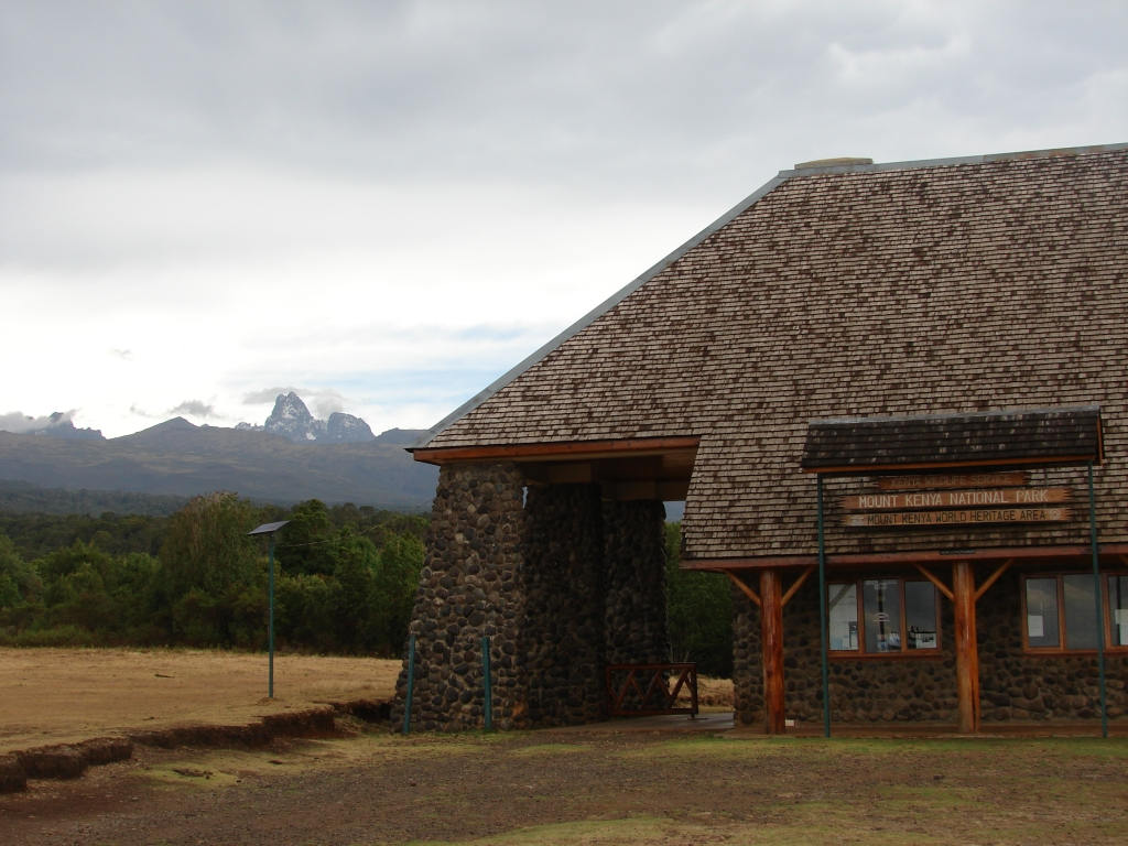 Mt. Kenya National Park