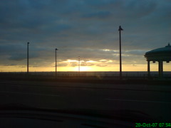 Sunrise in Ramsgate