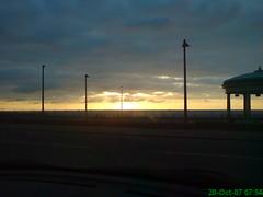 Sunrise in Ramsgate