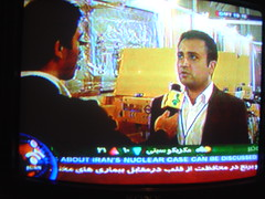 6305. News. Iran Open to Discussing Nuclear Pr...