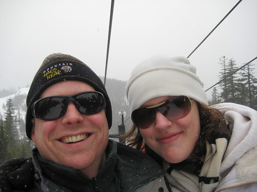 Me and Sis, Willamette Pass
