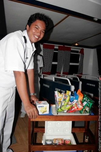 Metro Ferry Manila Bay Cruise-10