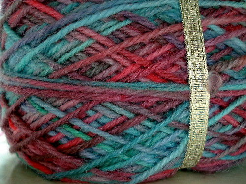 Sock yarn from Louise view# 2
