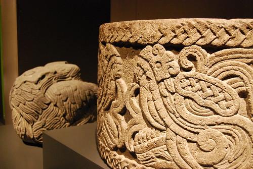 Monterrey Mex - Quetzalcoatl Exposition