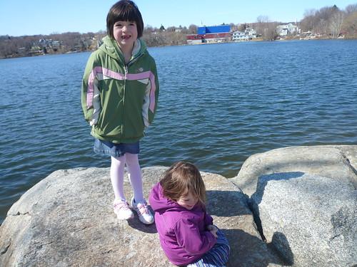 the girls at spy pond
