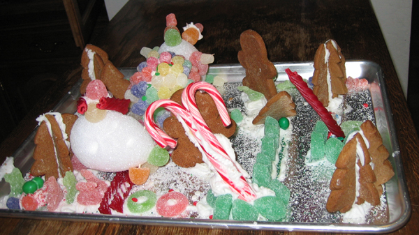 gingerbreadhouse attempt or failure