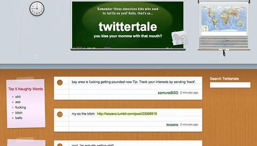 Twittertale