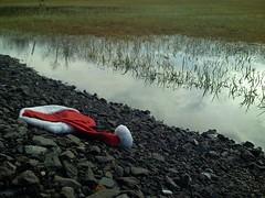 Sad Santa Hat