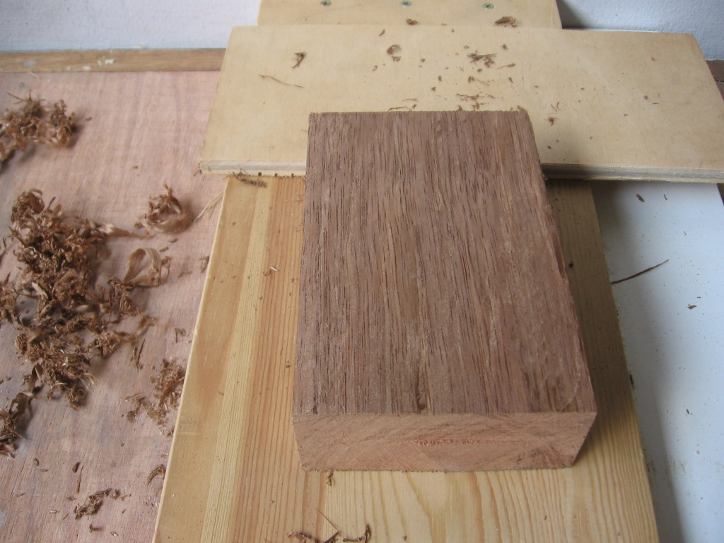 wood for box