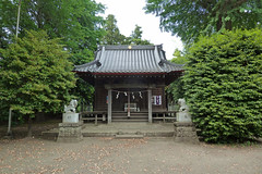 左馬神社(Saba Jinja shrine, Kanagawa, Japan)