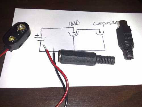 HMD adapter