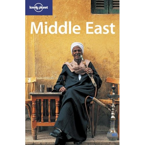 Lonely Planet Middle East: My super guide