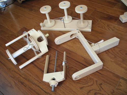 Lendrum accessories