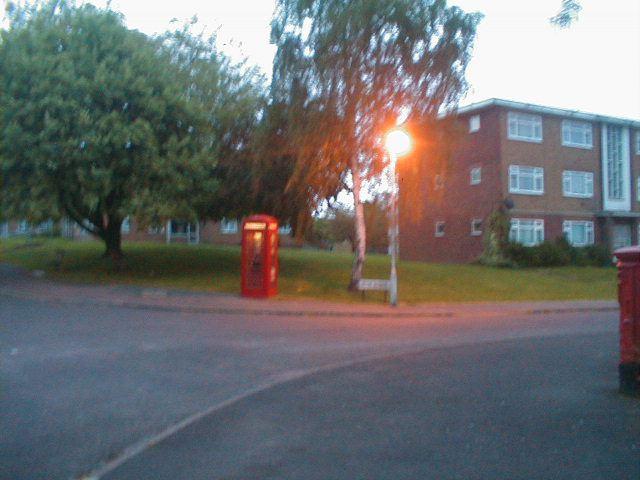 Sunrise on the Council Estate