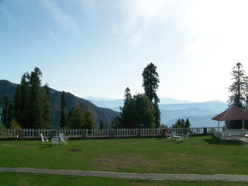 View in Ayubia PTDC  hotel