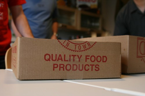 """""""Quality Food Products"""""""