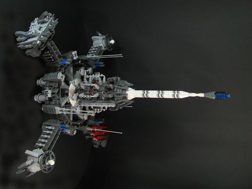 LEGO Ion Cannon