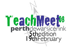 TeachMeet08 Northern Edition