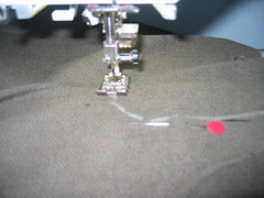 Zipper Fly Step 15