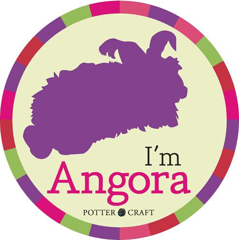 I'm angora! woo freaking hoo!