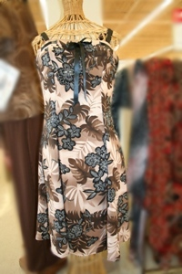 Ribbon Top Dress
