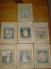 Antique Needlework Magazines