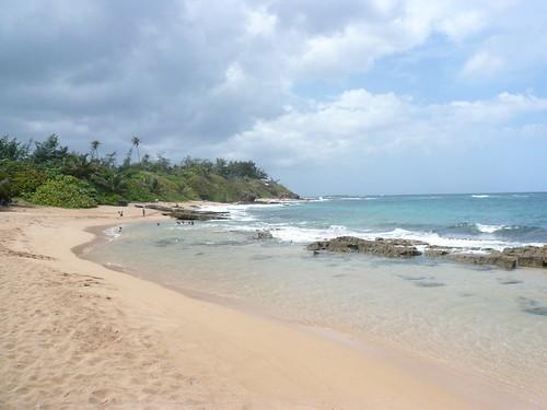 The Beach at Pinones