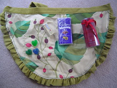 Craftster.org Apron Swap - Received