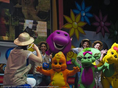 Barney Live-3