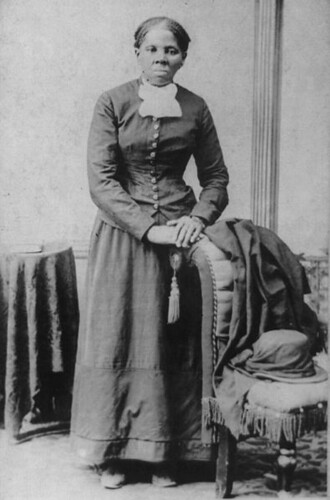 Harriet Tubman, photograph by H. B. Lindsley, c.1880