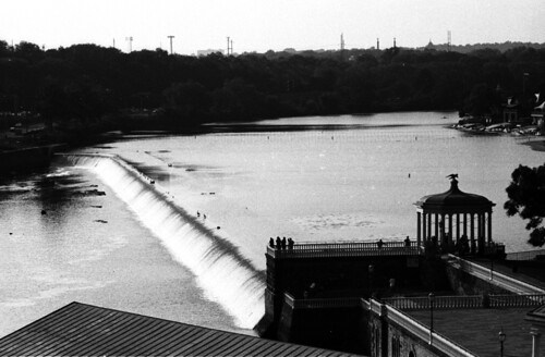 Philadelphia Waterworks and Fairmount Dam