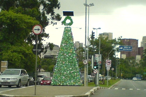 Natal Reciclável/ Recycled Christmas