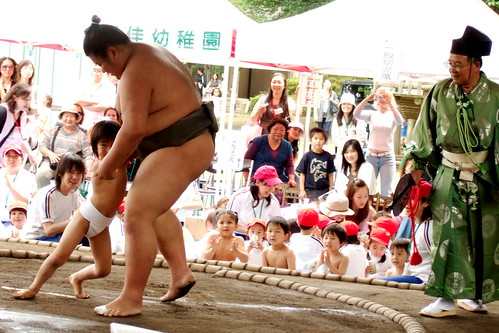 Play sumo