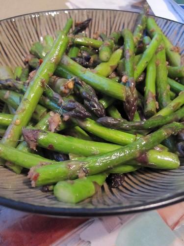 Jerk Asparagus