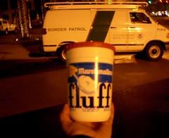Fluff Border Patrol