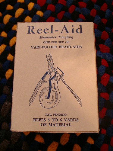 reel aid by braid aid