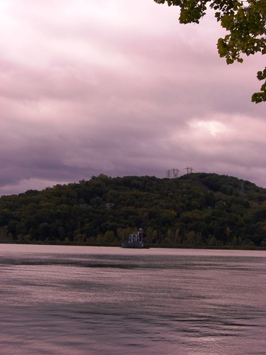 Hudson-Athen Lighthouse, Hudson River