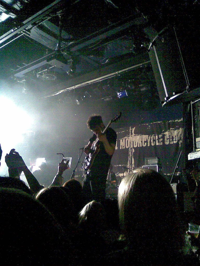 Black Rebel Motorcycle Club at the Academy