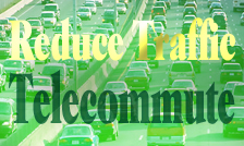 Telecommute-ad-traffic