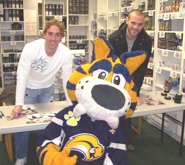 Goose, Mike Ryan, Sabretooth