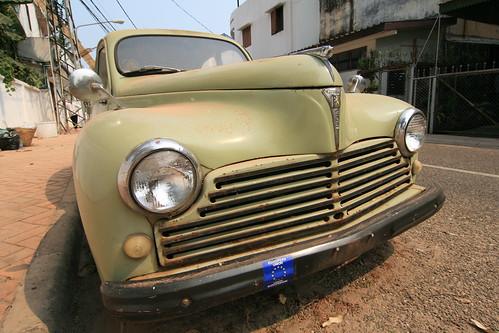 Peugeot laosiano