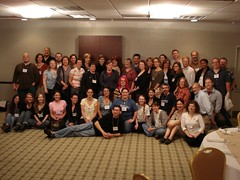 The Kidlit Conference family photo