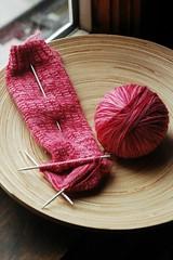 Rhinebeck Knitting