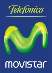 Logo Movistar Telefonica Venezuela