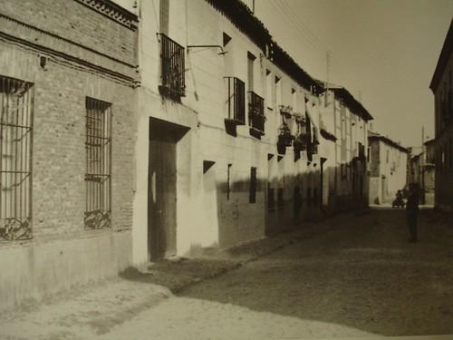 Calle de la Merced en 1963