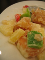 Jing Yuan - Pineapple Shrimp