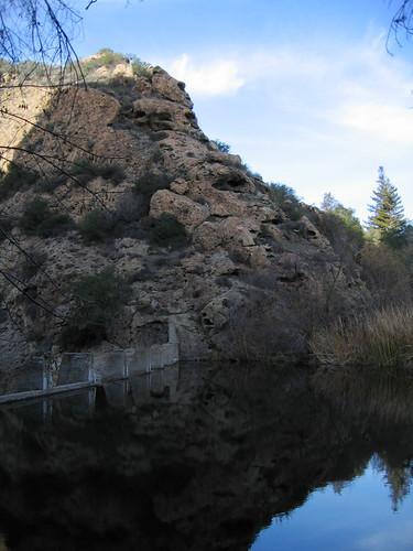 Century Lake & Century Lake Dam