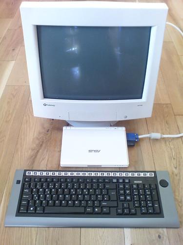 EeePC setup