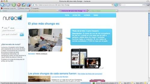 Web Oficial Nuroa
